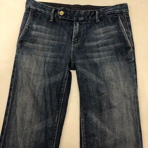 7 For All Mankind 7FAM Jeans Women's Size 30 Capri